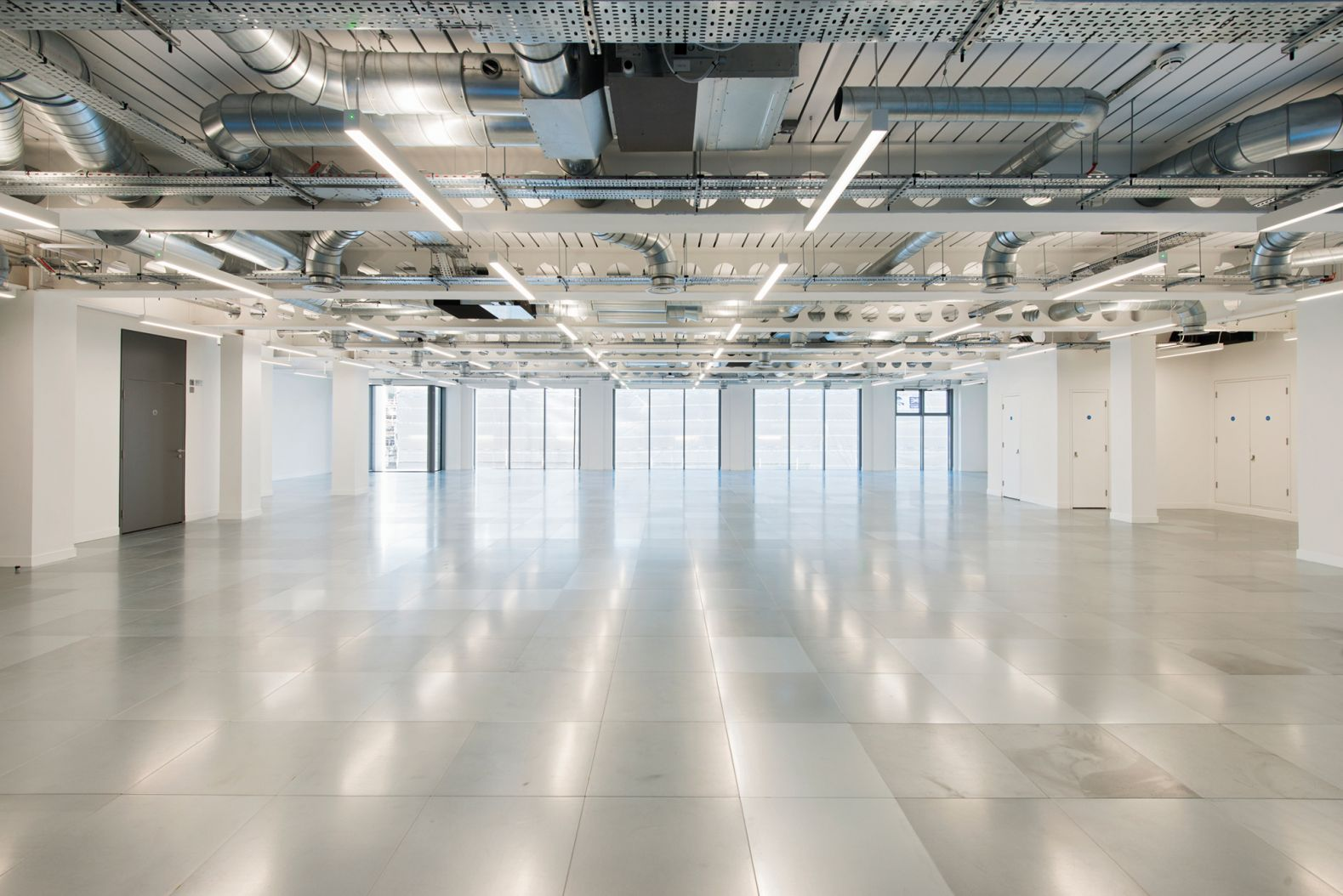 All change reimagined office floors opposite farringdon for Opposite of floor