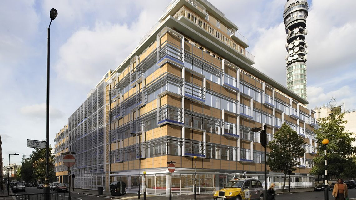 Commercial Property For Rent In Fitzrovia 101 New