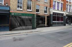 Cloisters Court, 22-26 Farringdon Lane, Clerkenwell, EC1