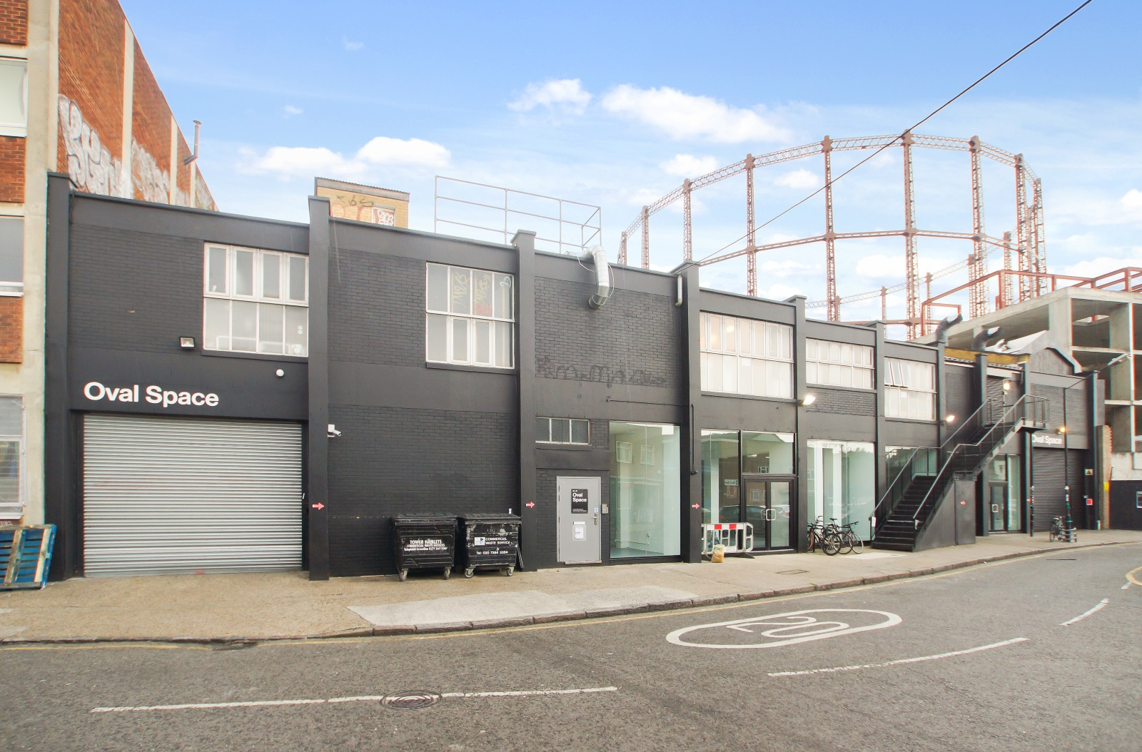 Commercial Property for Rent in Hackney - 29-32 The Oval ...